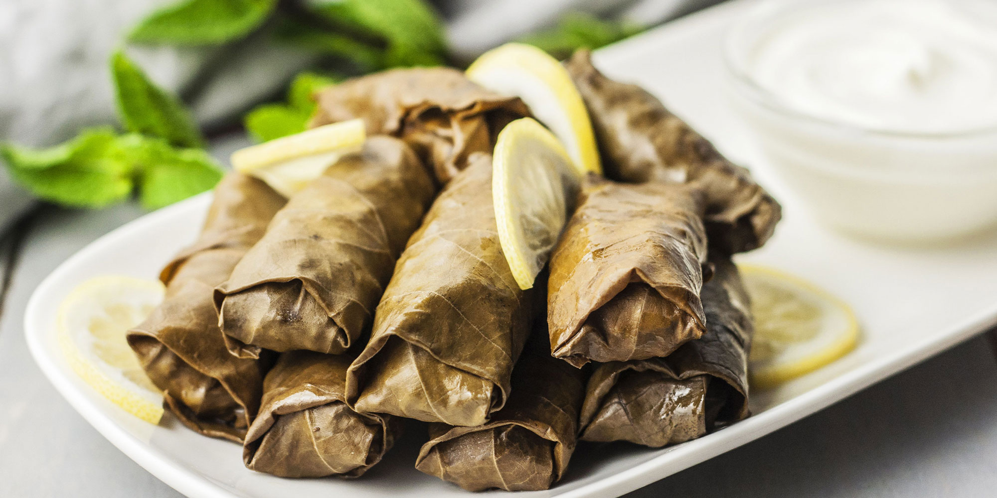 Special Vine Leaves
